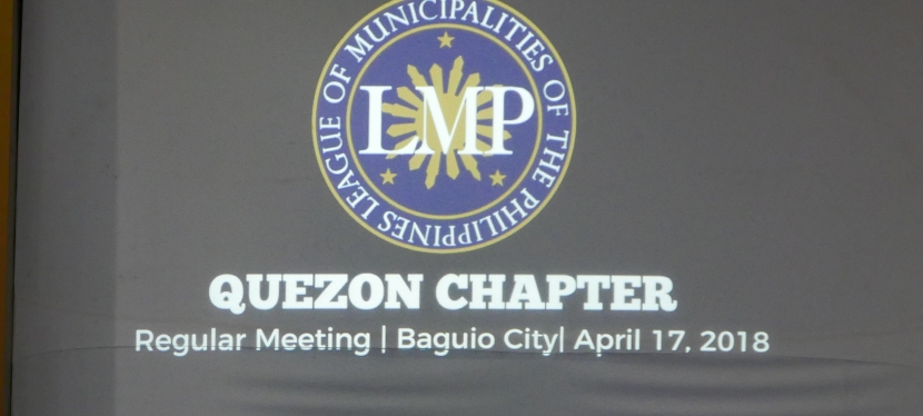 Elitage Goes To Baguio With LMP Quezon